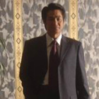 尹扬明在铁士尊尼拍摄现场